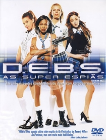 D.E.B.S. - As Super Espiãs - Poster / Capa / Cartaz - Oficial 2