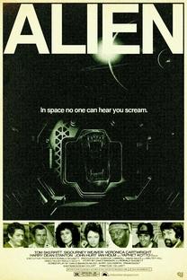 Alien: O Oitavo Passageiro - Poster / Capa / Cartaz - Oficial 24