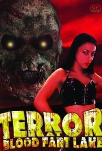 Terror at Blood Fart Lake - Poster / Capa / Cartaz - Oficial 1