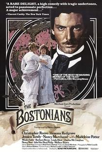 Os Bostonianos - Poster / Capa / Cartaz - Oficial 2