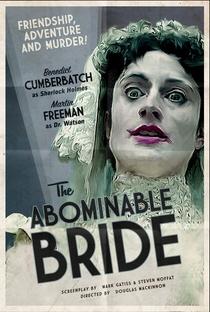 Sherlock: A Abominável Noiva - Poster / Capa / Cartaz - Oficial 5