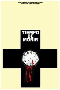 Tempo de morrer - Poster / Capa / Cartaz - Oficial 1