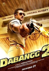 Dabangg 2 - Poster / Capa / Cartaz - Oficial 1