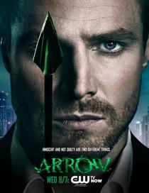 Arrow (1ª Temporada) - Poster / Capa / Cartaz - Oficial 2