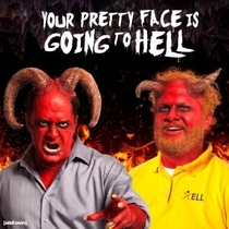 Your Pretty Face Is Going To Hell - Poster / Capa / Cartaz - Oficial 1