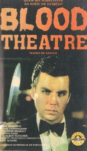 Teatro de Sangue - Poster / Capa / Cartaz - Oficial 2