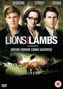 Leões e Cordeiros - Poster / Capa / Cartaz - Oficial 3