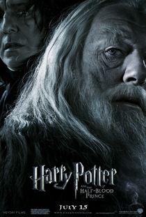 Harry Potter e o Enigma do Príncipe - Poster / Capa / Cartaz - Oficial 7