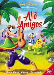 Alô Amigos - Poster / Capa / Cartaz - Oficial 5