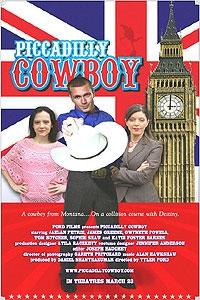 Um Cowboy em Londres - Poster / Capa / Cartaz - Oficial 1