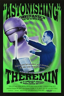 Theremin: An Electronic Odyssey - Poster / Capa / Cartaz - Oficial 2