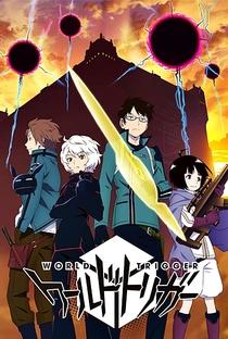 World Trigger - Poster / Capa / Cartaz - Oficial 1