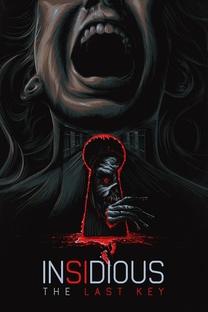 Sobrenatural: A Última Chave - Poster / Capa / Cartaz - Oficial 6