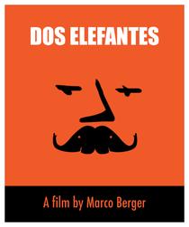 Dois Elefantes - Poster / Capa / Cartaz - Oficial 1