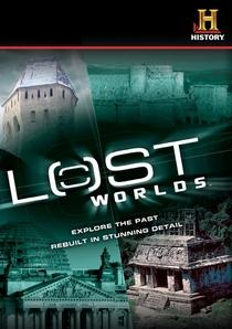 Mundos Perdidos (1ª Temporada) - Poster / Capa / Cartaz - Oficial 1