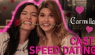Carmilla   The Cast Goes Speed Dating!