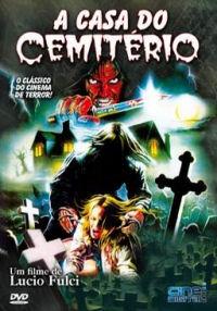 A Casa do Cemitério - Poster / Capa / Cartaz - Oficial 6