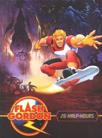 Flash Gordon - Poster / Capa / Cartaz - Oficial 1