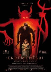Errementari - O Ferreiro e o Diabo - Poster / Capa / Cartaz - Oficial 5
