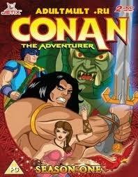 Conan, o Aventureiro - Poster / Capa / Cartaz - Oficial 3
