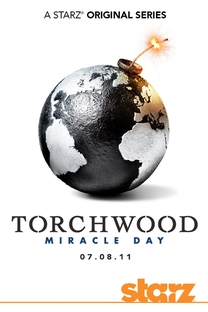 Torchwood - Miracle day - Poster / Capa / Cartaz - Oficial 2