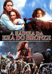A Rainha da Era do Bronze - Poster / Capa / Cartaz - Oficial 1
