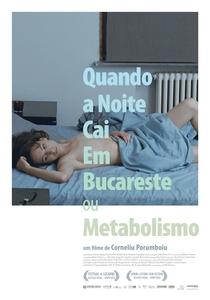 Quando a Noite Cai em Bucareste ou Metabolismo - Poster / Capa / Cartaz - Oficial 1