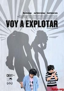Vou Explodir - Poster / Capa / Cartaz - Oficial 4