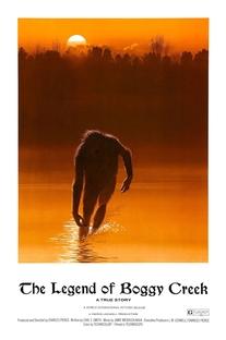 The Legend of Boggy Creek - Poster / Capa / Cartaz - Oficial 2