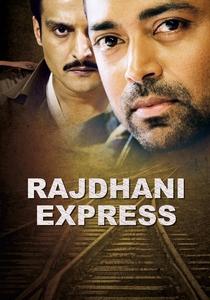 Rajdhani Express - Poster / Capa / Cartaz - Oficial 2