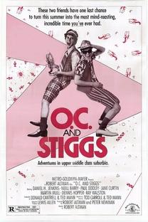 O.C. and Stiggs - Poster / Capa / Cartaz - Oficial 1