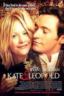 Kate & Leopold - Poster / Capa / Cartaz - Oficial 1
