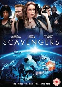 Scavengers - Poster / Capa / Cartaz - Oficial 1