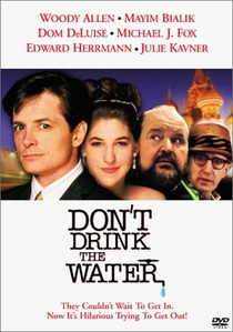 Don't Drink the Water - Poster / Capa / Cartaz - Oficial 1