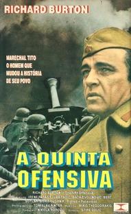 A Quinta Ofensiva - Poster / Capa / Cartaz - Oficial 1