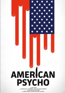 Psicopata Americano - Poster / Capa / Cartaz - Oficial 10