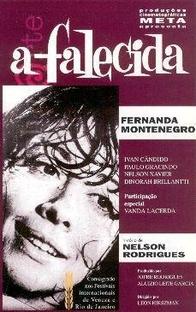 A Falecida - Poster / Capa / Cartaz - Oficial 3