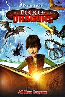 Dragões: O Livro dos Dragões - Poster / Capa / Cartaz - Oficial 1