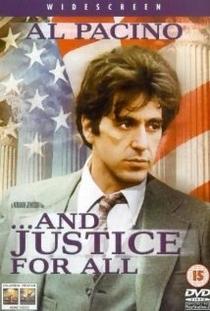 Justiça Para Todos - Poster / Capa / Cartaz - Oficial 5