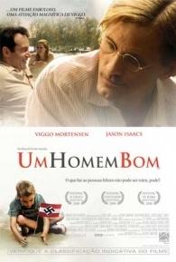 Um Homem Bom - Poster / Capa / Cartaz - Oficial 3
