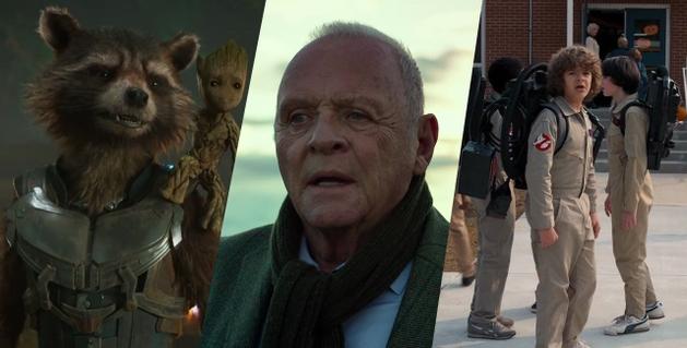 10 novos trailers divulgados durante o Super Bowl 2017