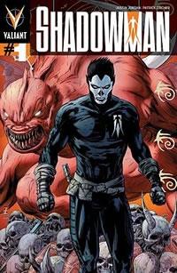 Shadowman - Poster / Capa / Cartaz - Oficial 1