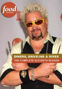 Diners, Drive-Ins and Dives (11ª Temporada) - Poster / Capa / Cartaz - Oficial 1