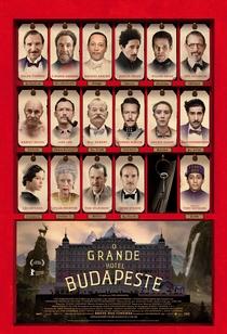 O Grande Hotel Budapeste - Poster / Capa / Cartaz - Oficial 3