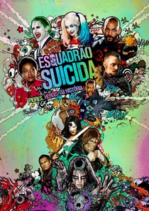Esquadrão Suicida - Poster / Capa / Cartaz - Oficial 66