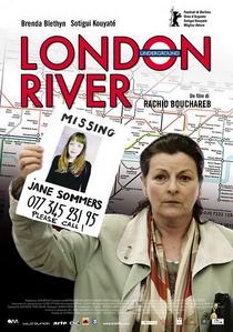 London River - Destinos Cruzados - Poster / Capa / Cartaz - Oficial 3