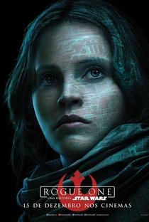 Rogue One: Uma História Star Wars - Poster / Capa / Cartaz - Oficial 13