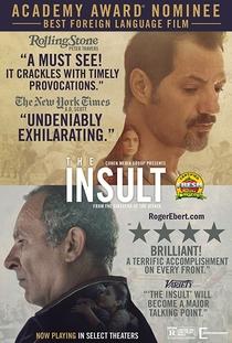 O Insulto - Poster / Capa / Cartaz - Oficial 5