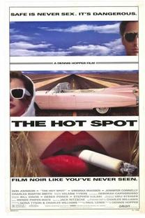 Hot Spot - Um Lugar Muito Quente - Poster / Capa / Cartaz - Oficial 2