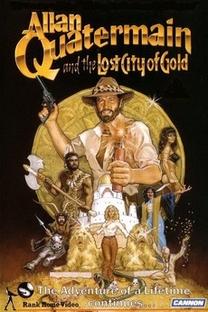 Allan Quatermain e a Cidade do Ouro Perdido - Poster / Capa / Cartaz - Oficial 6